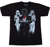 Star Wars Vader Business T-Shirt