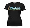 True Blood Merlotte's Bar and Grill Ladies Junior T-Shirt