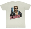 Terminator I'll Be Back T-Shirt