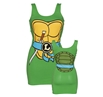 Teenage Mutant Ninja Turtles Leonardo Costume Junior Tank Dress