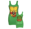 Teenage Mutant Ninja Turtles Raphael Costume Junior Tank Dress