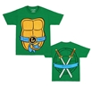 Teenage Mutant Ninja Turtles Leonardo Costume T-Shirt
