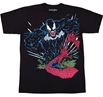 Marvel Comic Venom Surprised T-Shirt