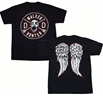 Walking Dead Daryl Walker Hunter with Wings T-Shirt