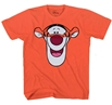 Winnie The Pooh Tigger Face Costume T-Shirt