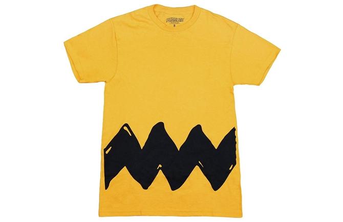 e2cf8ca1d4e Peanuts Charlie Brown Costume T-Shirt
